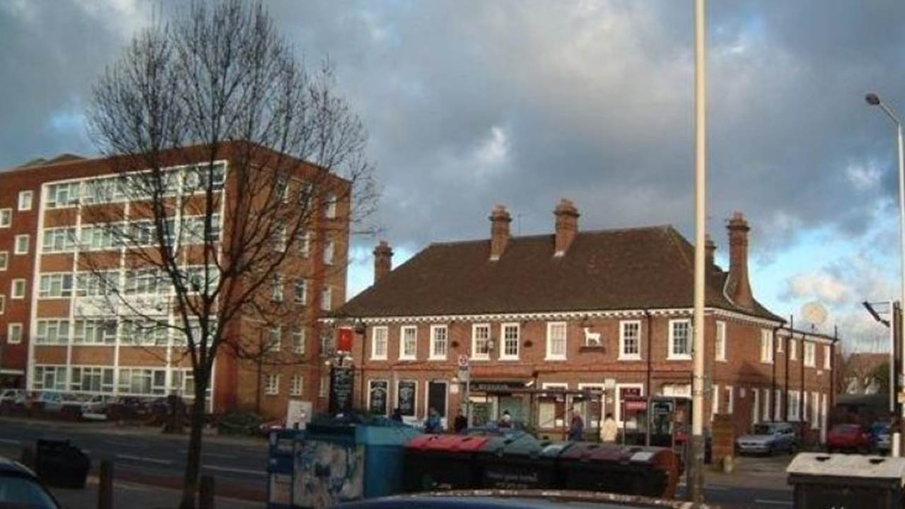 White Hart development in Southall by Countrywide Dev PLC