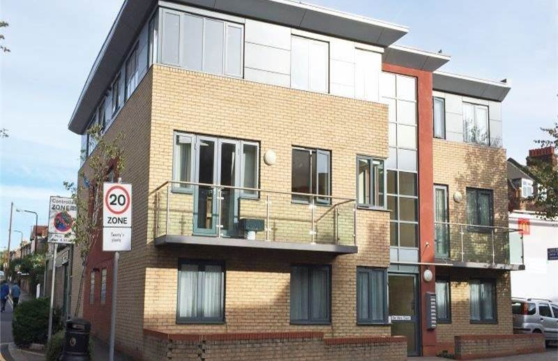 Countrywide developments residential apartments Hoe Street, London, E17