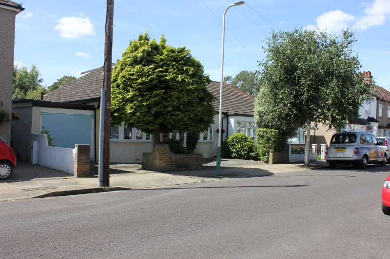 Essex Road Romford Development Countrywide
